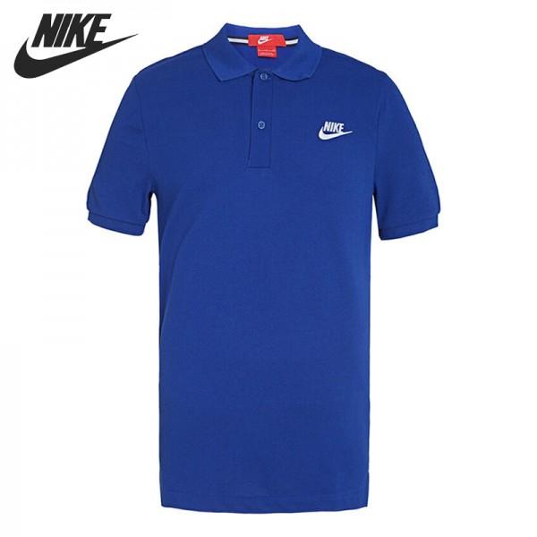 Оригинал Новое Прибытие NIKE мужская рубашка ПОЛО с коротким рукавом Спортивная