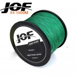 1000M Multifilament Fishing Line 100% PE Braided 4 threads fly fishing line for carping fishing 18 28 35 40 50 60 80lb