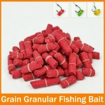 1bag/lot bait lure fishing tackle accessories  RED GRAIN Fishing lure easy to fishing and good to fishing