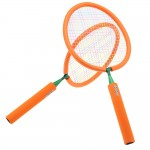 High Quality Novelty Child Dual Badminton Tennis Racket Baby Outdoor Sports Game Toy Parent-Child Sport Bed Toy Educational Toy