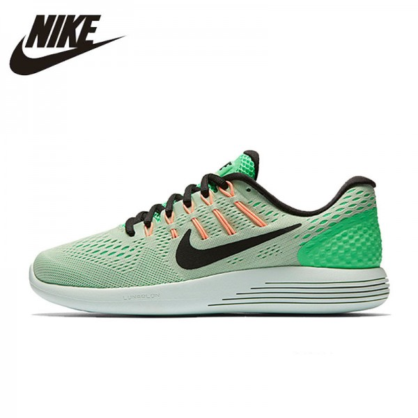 NIKE Original New Arrival LUNARGLIDE 8 Womens Running Shoes Breathable Outdoor Stability Sneakers For Women#843726