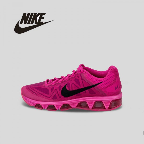 Nike Woman quality goods non-slip Air Max Tailwind 7 running shoes #683635-602