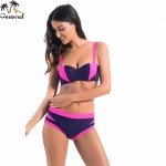 bikini sexy Beach Swimwear swimsuit women bathing suit bikini set  brazilian swimwear female Sexy low waist bikini swim 2016