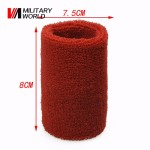 1 Pair High Elasticity Bandage Towel Pulsera Environment Soft Running Sport Support Badminton Bracer Sport Durable Wristband