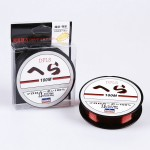 100 meters japaness nylon fishing line Brown transparent 0.3lb 0.4lb 1.5lb 2lb 2.5lb 3lb 4lb 5lb for fishing