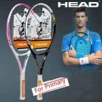 100% Orginal Head primary tour Tennis racket with Strung Women Men Tennis Racket Raquetas De Tenis  Raquette Tennis