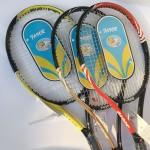 1 pc ZARSIA Children carbon fiber tennis racket high quality junior tennis racquect
