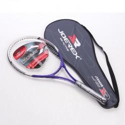 1pcs Joerex 320g Aluminum Alloy Tennis Racquet Cheap Tennis Racket for Beginner