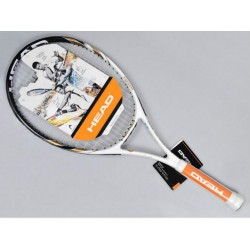 2016 Original Top Material Carbon Fiber Nano Ti Tennis Racket Head Raquete De Tennis String Raquetas De Tenis with 4 gifts