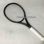 2016 New taiwan custom black Racquet  tennis racket tennis racket carbon Foamed handle L2 L3 L4