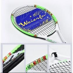2017 free shippingWEIERFU WILFU Children's Tennis Racket Junior Beginner Single Training Set 19 -21- 23- 25 inch