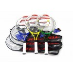 2 PCS High Quality Training Racket Junior Tennis Racquet for Kids Youth Childrens  Free Shipping