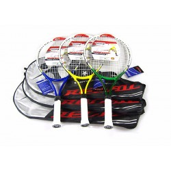 2pcs Top Quality Junior Tennis Racquet Training Racket for Kids Youth Childrens Tennis Rackets