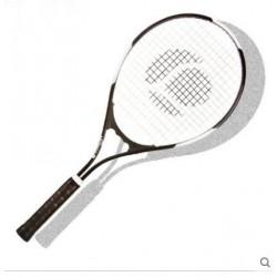 Aluminum drills male Ms. beginner tennis racket single adults