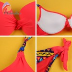 Andzhelika Bikini 2017 New Women Summer Swimsuit Vintage Bottoms Sexy Bikini Sets Swim Suit Beach Bathing Suit Brazilian Biquini