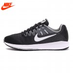 Authentic NIKE 2017 New Arrival AIR ZOOM STRUCTURE Men's Running Shoes Sneakers