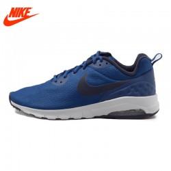 Authentic NIKE Winter Waterproof AIR MAX MOTION LW PREM Men's Running Shoes Sneakers