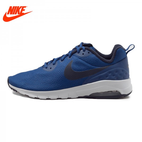 Authentic NIKE Winter Waterproof AIR MAX MOTION LW PREM Men's Running Shoes Sneakers