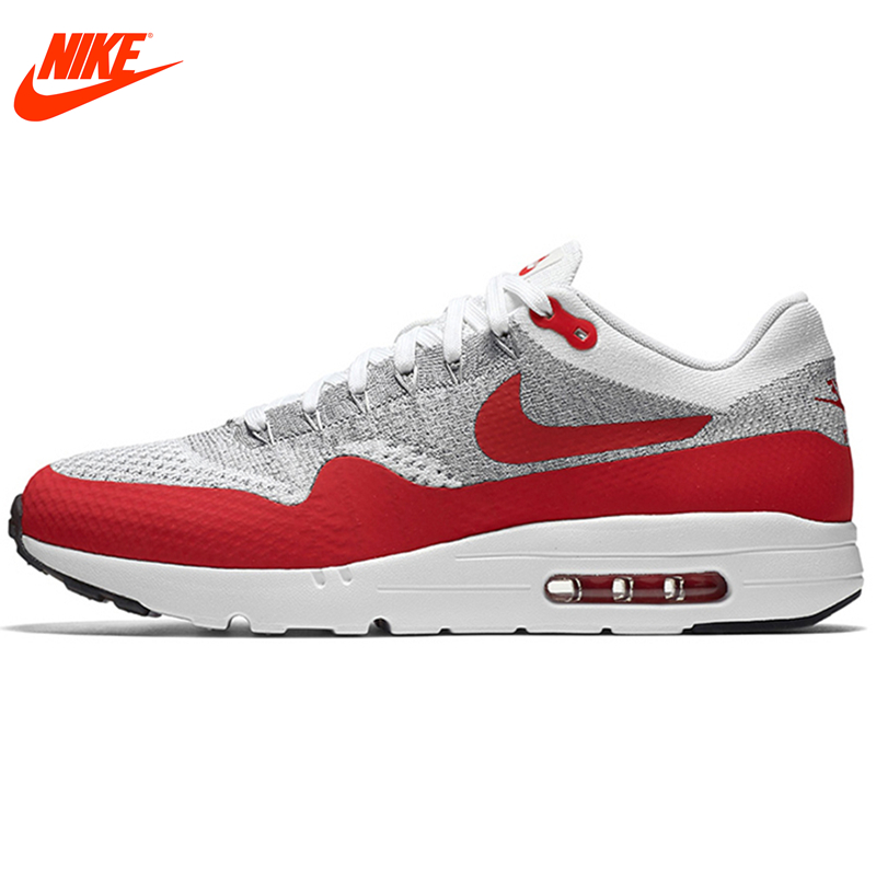 Authentic New Arrival Official NIKE AIR MAX 1 ULTRA FLYKNIT