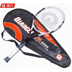 Authentic Qiangli 8986 tennis tenis masculino Full carbon fiber tennis racket raquetas de tenis raquete de tenis