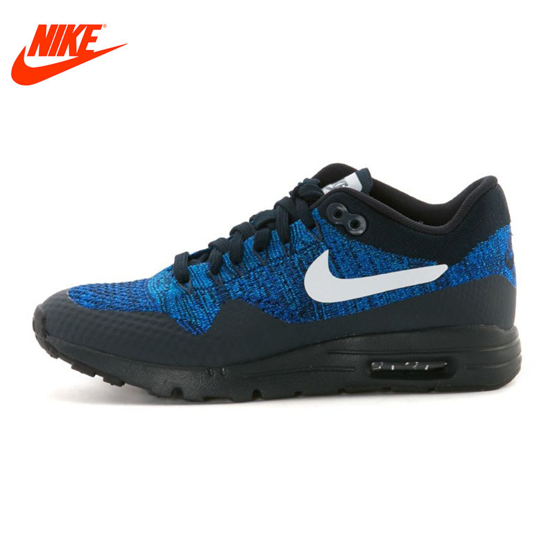 finest selection ff94e 82cc3 Authtentic NIKE Breathable W AIR MAX 1 ULTRA FLYKNIT Women's Running Shoes  Sneakers