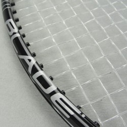 BLADE 98 ninety eight Tennis racket Laura Robson Tennis racquet grip size :4 1/4 4 3/8 with bag and string black/gold/pink