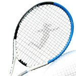 Bestray advanced carbon composite tennis racket beginner men and women hundred Rui ultra light (threading) single branch