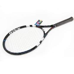 Bink tennis racket carbon composite beginner intermediate film single loaded black men and women