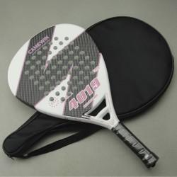 CAMEWIN 4019 Carbon Fiber Paddle Tennis Racquet  Racket