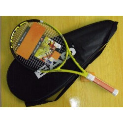 Carbon Tennis racket Racquets, YouTek IG Speed De calidad superior HD L3 L4 L5 Tennis racket,27 inch, grip size: 4 1/4-4 3/8