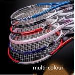 Carbon tennis racket beginner single male Ms. generic competition and training professional suit
