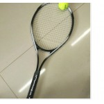Carbon tennis racket genuine single professional competition in the first single professional training for men and women