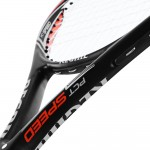 Durable Tennis Competitive Racket Carbon Aluminum Alloy Frame Professional Tennis Initial Training