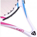 Free of shipping 23ch junior tennis racket aluminun and graphite composite tennis racket  tennis racket for kids