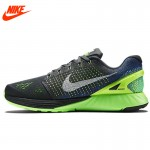 Genuine New Arrival Authentic Nike LUNAR Glide 7 Men's Mesh Light Running Shoes Sneakers
