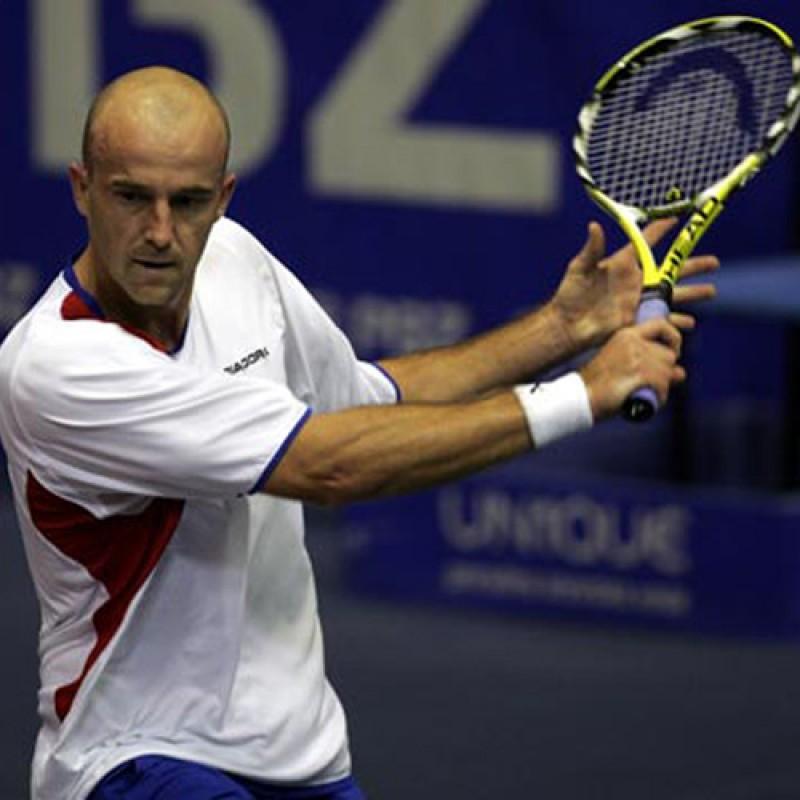 Head Microgel Extreme PRO L3 tennis racket Ivan Ljubicic ...