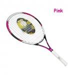 High Quality Kar Tennis Racket Kar Tennis Racquets Raquet De Tenis Carbon Aluminum Alloy With Free Tennis String Bag Pink Yellow