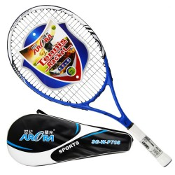 High Quality Tennis Racket Carbon Fiber Tennis Racket Racquets Equipped With Bag Tennis Grip For Children Adults