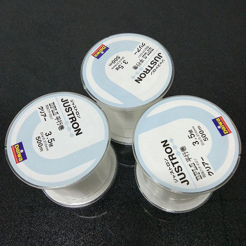 High Quality Strong 500M Nylon Fishing Line Carbon Fiber Nylon Sink Fish Line