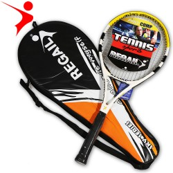 Instock 1 Piece Men Junior Carbon Tennis Racquet Training Racket for Kids Youth Childrens Tennis Rackets