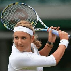 Juice 100 Victoria Azarenka tennis racket/tennis racquet with bag and string 4 1/4 4 3/8