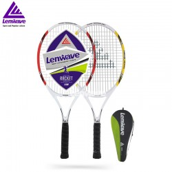 Lenwave Brand Female Tennis Training Aluminum Carbon Fiber Tennis Racket