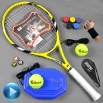 NEW teloon tennis racket top quality  100% full carbon tennis racket  tenis Racket / Racquet Grip: 4 1/4 or 4 3/8