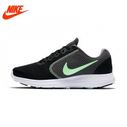 NIKE  2017 Summer Original  Breathable WMNS REVOLUTIONS 3 Women's Running Shoes Sneakers