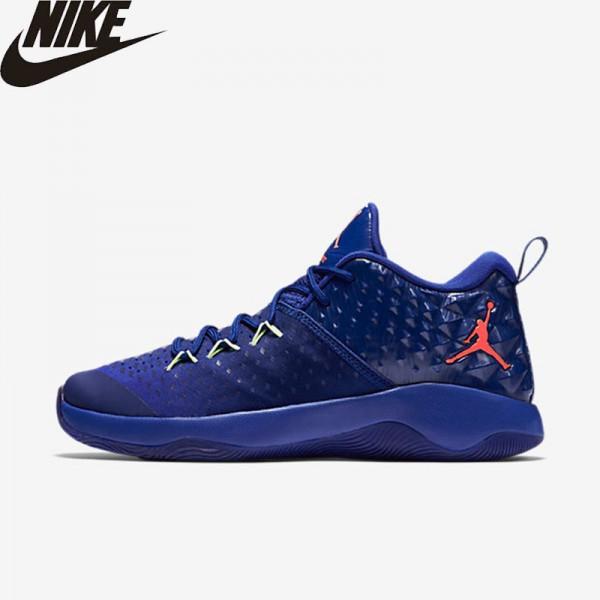 NIKE AIR JORDAN EXTRA FLY AJ Mans Low Help Actual Combat Basketball Shoe#854551-417