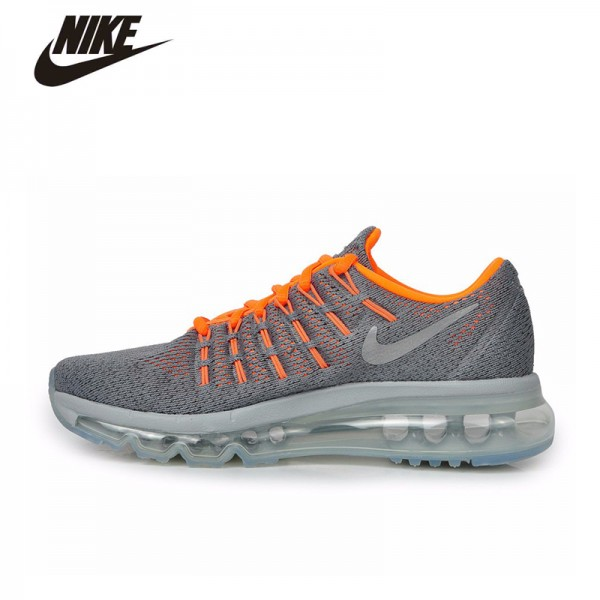 NIKE AIR MAX 2016 GS Original Women's Running Shoes Sneakers For Woman Sport Shoes Lifestyle #807236-003