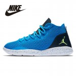 NIKE Authentic JORDAN REVEAL Men Shock Absorber Anti-skid Breathable Basketball Shoes 834064-400