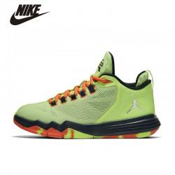 NIKE Jordan Shoes  CP3.IX AE BG Paul 9GS Women's Basketball Shoes Green Jordan Shoes Sneaker Store jordan shoes  # 833911-303
