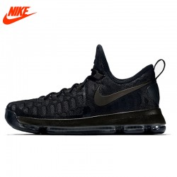 NIKE Men's Original Kevin Durant Breathable Black Basketball Sports Shoes Sneakers