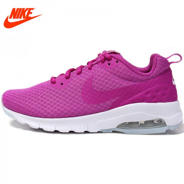 NIKE Ofiicial Summer Breathable Air Max Motion LW Women's Running Shoes Sneakers